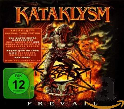 Kataklysm - Prevail-Tour Ed.(Cd+dvd+cdep) By Kataklysm