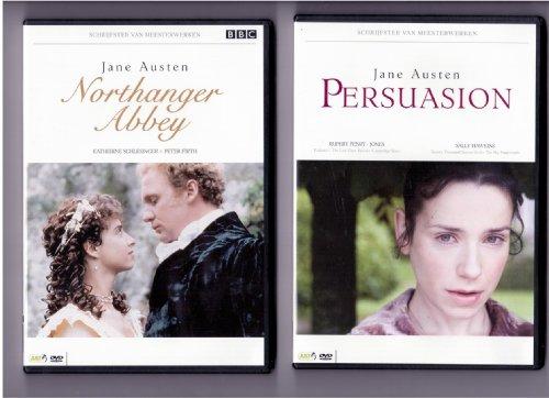 Northanger-Abbey-1986-Persuasion-2007-Region-2-EU-Import-wit-CD-QQVG