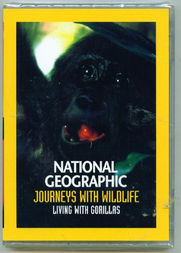 National-Geographic-Journeys-with-Wildlife-Living-with-Gorillas-CD-52VG