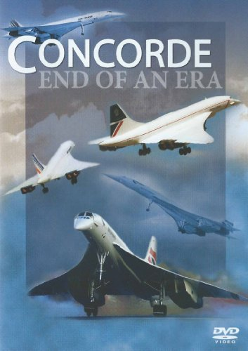 THE STORY OF CONCORDE DVD REGION 2