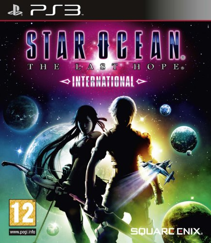 Star Ocean: The Last Hope International (PS3)