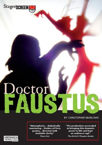 Doctor Faustus (Recorded Live at Greenwich Theatre) - Region Free PAL