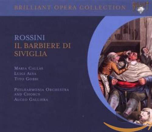 Alceo Galliera - Rossini: Barber of Seville
