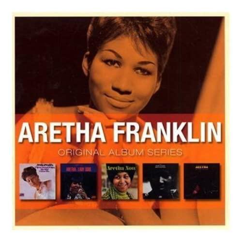 Aretha Franklin - Original Album Series