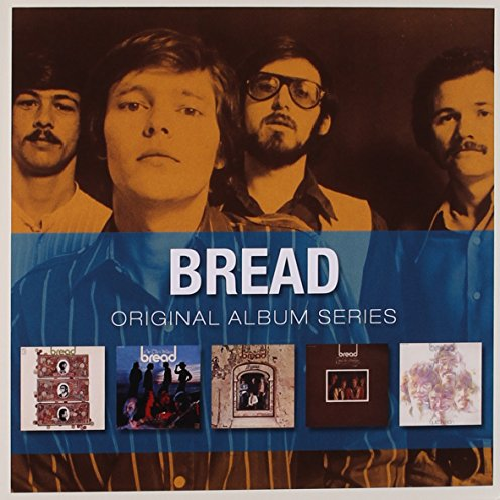 Bread - Original Album Series (5 Pack) By Bread