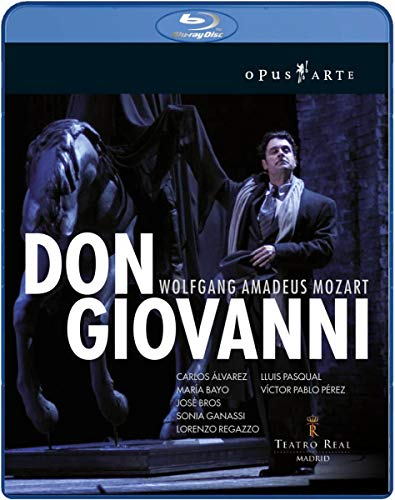 Mozart: Don Giovanni (Recorded Live At The Teatro Real Madrid October 2005)   [Region