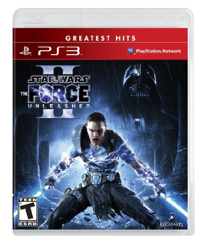 Ps3 - Star Wars: The Force Unleashed 2