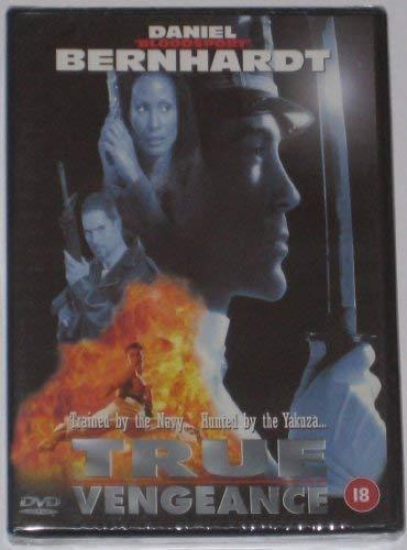 Brad-Pitt-True-Vengeance-DVD-Brad-Pitt-CD-8YVG-FREE-Shipping