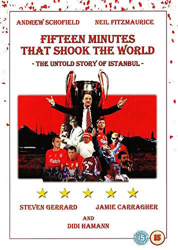 15-Minutes-That-Shook-The-World-DVD-CD-4CVG-FREE-Shipping