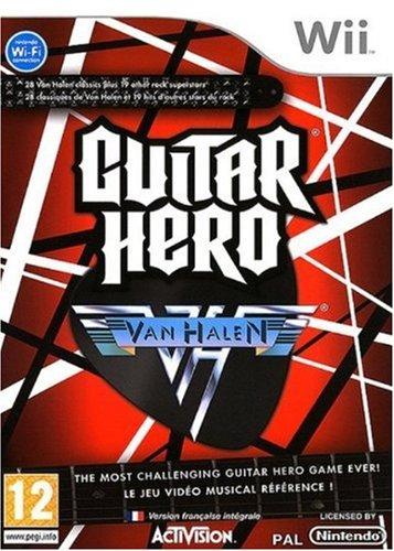 Guitar Hero Van Halen - Game Only (Nintendo Wii)