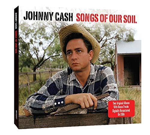 Johnny Cash - Songs of Our Soil By Johnny Cash