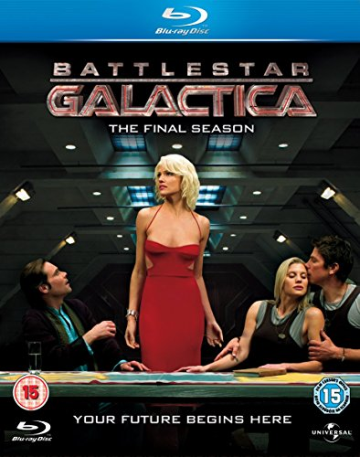 Battlestar Galactica: The Final Season (Season 4, Part Two)