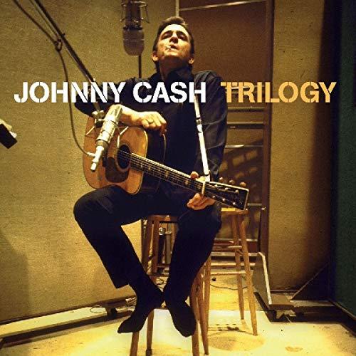 Johnny Cash - Trilogy By Johnny Cash