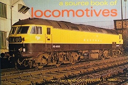 Locomotives By Brian Reed