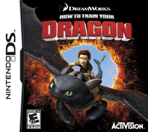 Nintendo Ds - How to Train Your Dragon / Game