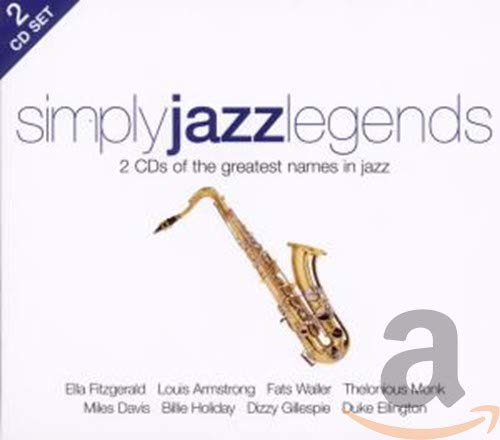Various - Simply Jazz legends (2CD) By Various