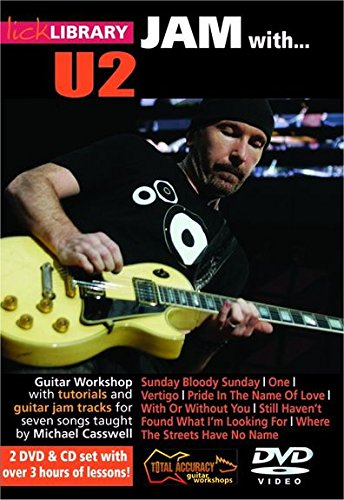 Lick Library: Jam With...U2