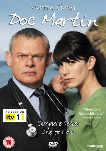Doc Martin: The Complete Series 1-4