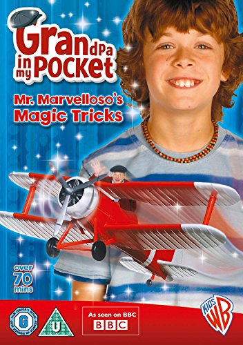 Grandpa-In-My-Pocket-Volume-3-Mr-Marvelloso-039-s-Magic-Tricks-DV-CD-TGVG