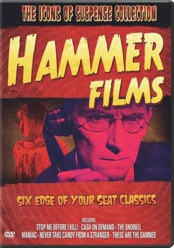 Icons of Suspense: Hammer Films