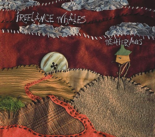 Freelance Whales Weathervanes By Freelance Whales Cd