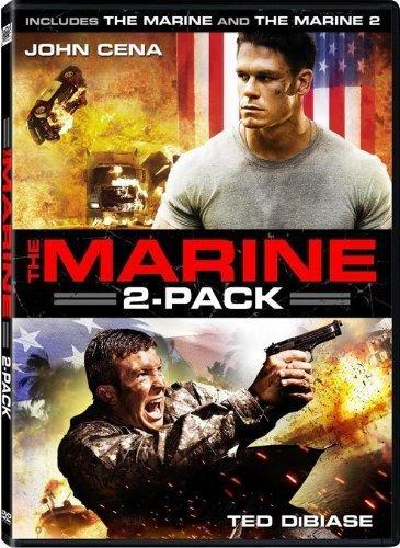 The-Marine-amp-The-Marine-2-DVD-CD-EEVG-FREE-Shipping