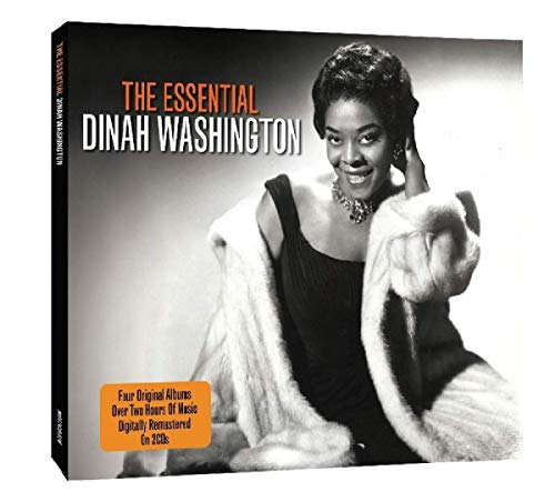 Dinah Washington - The Essential Dinah Washington By Dinah Washington