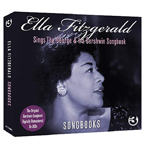 Ella Fitzgerald - Sings the George & Ira Gershwin Songbook By Ella Fitzgerald