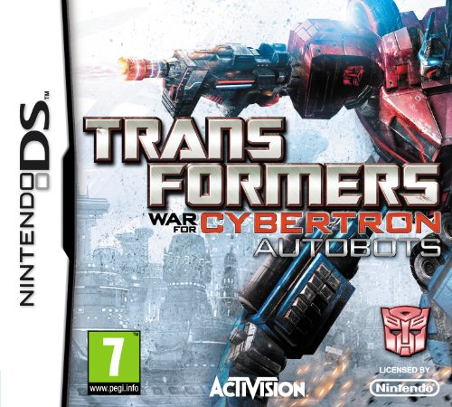 Transformers: War for Cybertron - Autobots (Nintendo DS)