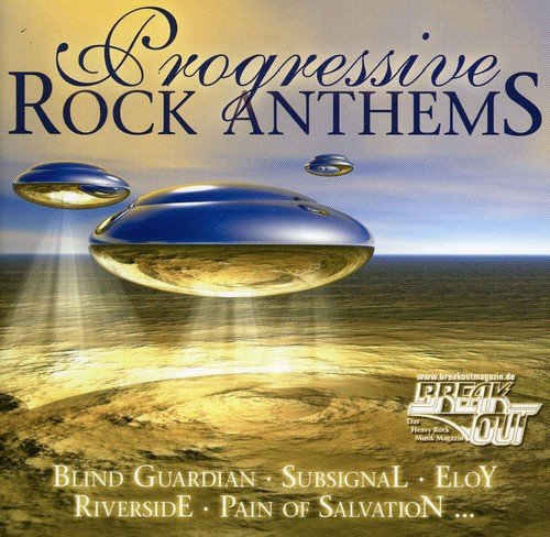 VARIOUS ARTISTS - Progressive Rock Anthems Vol. 1 By VARIOUS ARTISTS