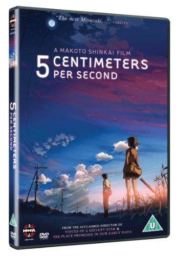 Five Centimetres Per Second