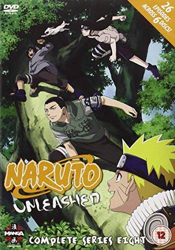 Naruto Unleashed - Complete Series 8