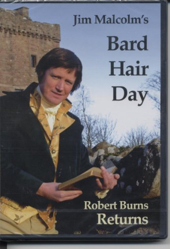 Jim-Malcolm-039-s-Bard-Hair-Day-DVD-CD-1UVG-FREE-Shipping