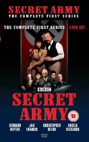 Secret Army - The Complete BBC Series 1