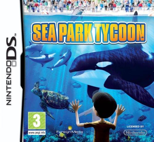 Sea Park Tycoon (Nintendo DS)