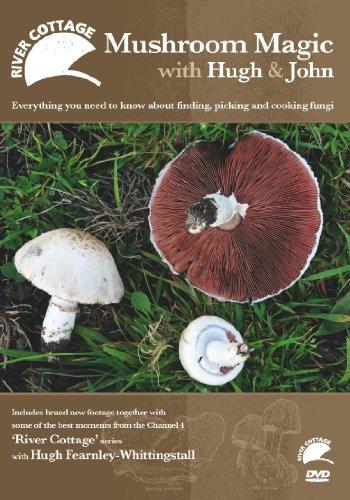 River-Cottage-Mushroom-Magic-DVD-2010-CD-AGVG-FREE-Shipping