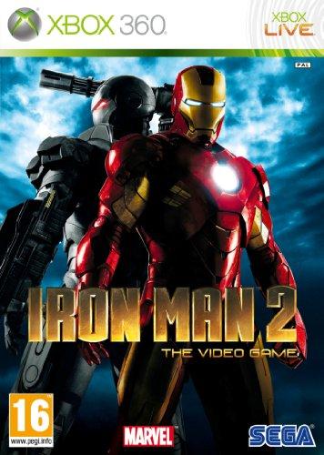 Iron Man 2: The Video Game (Xbox 360)