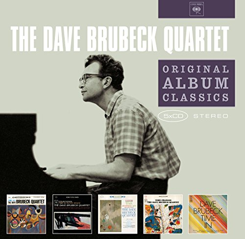The Dave Brubeck Quartet - Original Album Classics - Time Out / Countdown:Time In Outer Space / Time By The Dave Brubeck Quartet