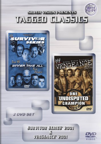 WWE - Survivor Series 2001 & Vengeance 2001