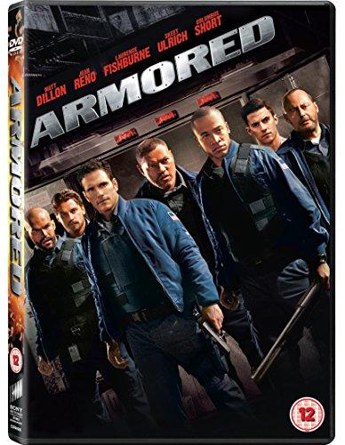 Armored-DVD-2010-CD-VKVG-FREE-Shipping