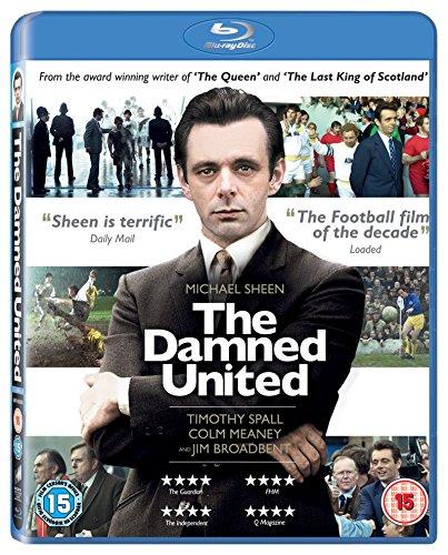 The-Damned-United-Blu-ray-2010-Region-Free-CD-Y2VG-FREE-Shipping