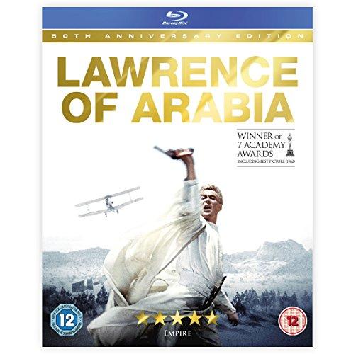Lawrence of Arabia (Blu-ray + UV Copy)