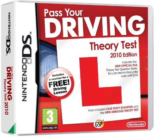 Pass Your Driving Theory Test : 2010 Edition (Nintendo DS)