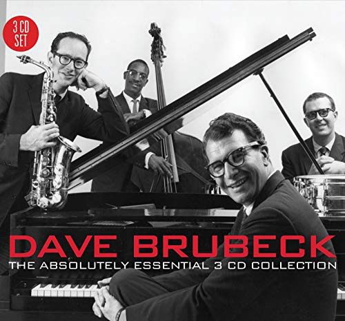 Dave Brubeck - The Absolutely Essential 3CD Collection By Dave Brubeck