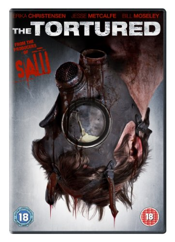 The-Tortured-DVD-CD-HQVG-FREE-Shipping