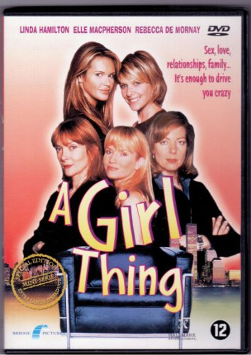 A-Girl-Thing-aka-Girls-in-the-City-CD-Y2VG-FREE-Shipping