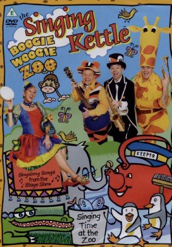 The Singing Kettle - Boogie Woogie Zoo