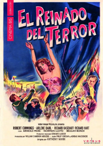 Reign Of Terror (1949, aka The Black Book) - Official Region 2 PAL release, plays in English without