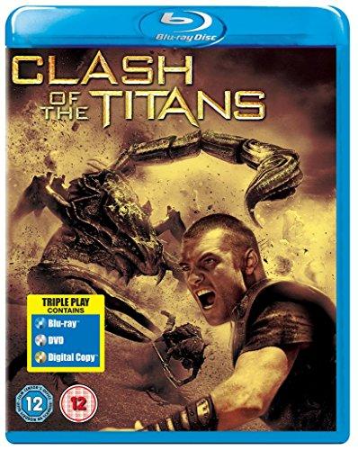 Clash of the Titans (Blu-ray + DVD)