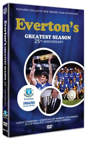 Everton-039-s-Greatest-Season-1984-85-Season-Review-DVD-CD-SIVG-FREE-Shipping